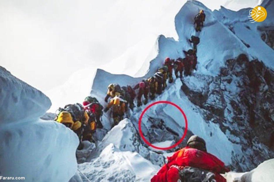 چرا صعود به اورست غیراخلاقی است؟