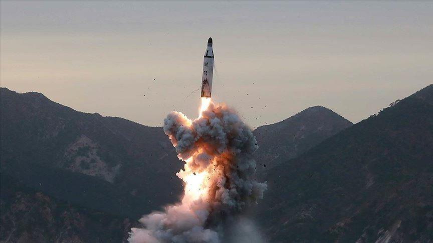 کره شمالی دو موشک دیگر پرتاب کرد