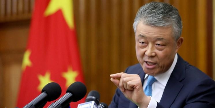 هشدار چین به انگلیس