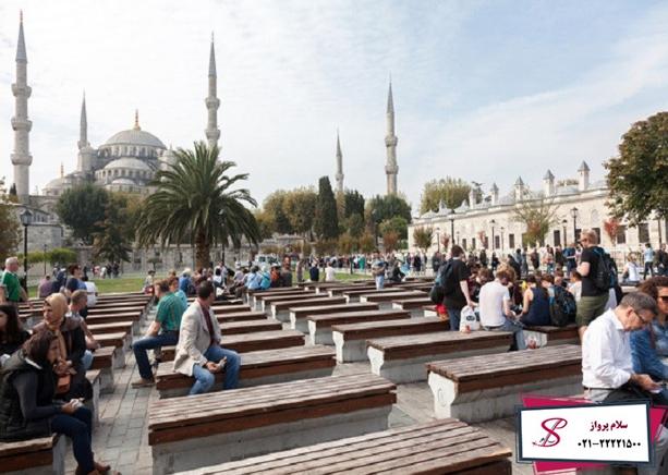 راهنمای سفر به استانبول با کم ترین هزینه