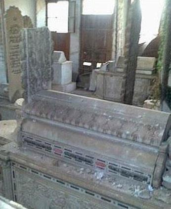 (تصاویر) قبر معاویه و یزید ملعون کجاست؟/ یزید چگونه مرد؟