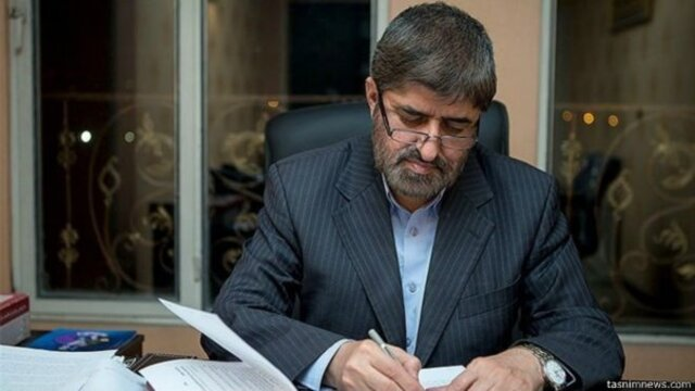 نامه سرگشاده علی مطهری به رئیسی