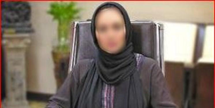 دستور بازداشت یک بازیگر زن صادر شد