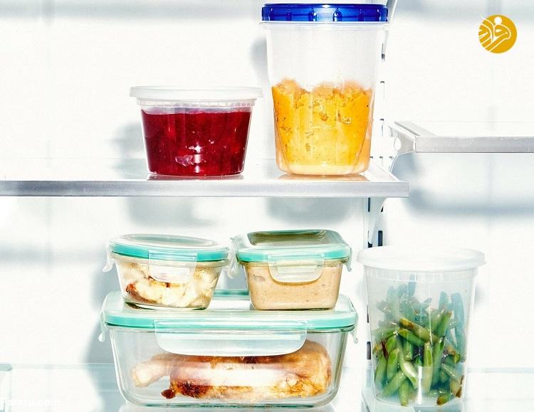مواد غذایی مانده تا چه زمانی قابل مصرف هستند؟