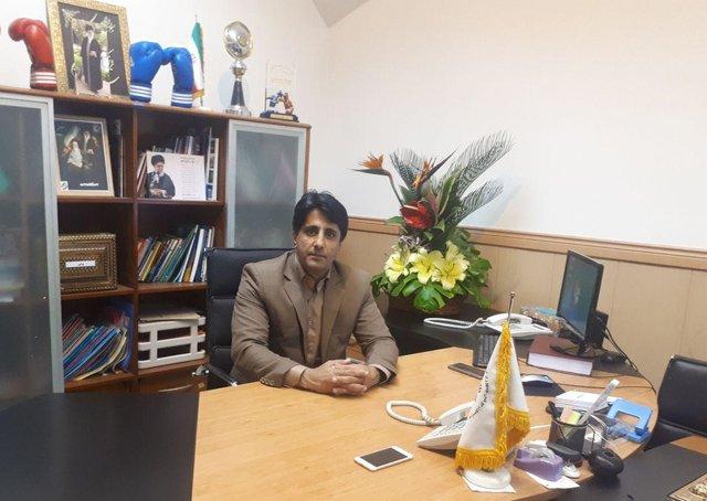 رییس فدراسیون بوکس آزاد شد
