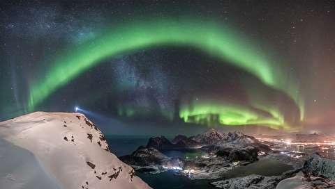 (تصاویر) معرفی بهترین عکسهای نجوم سال ۲۰۱۹
