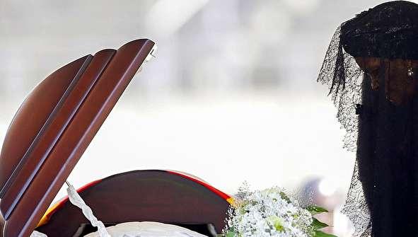 (تصاویر) تشییع جنازه رابرت موگابه