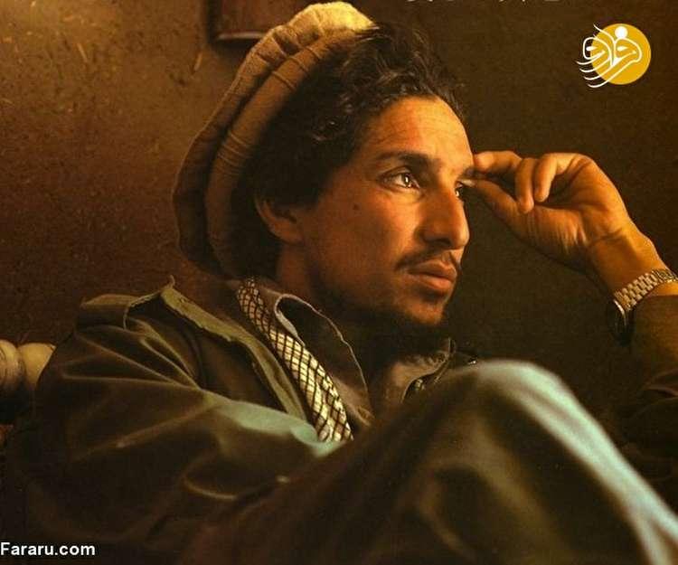 چهره جدید احمدشاه مسعود