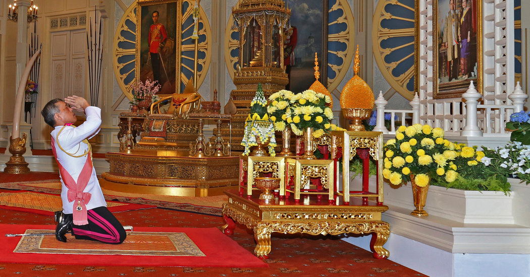 زندگی عجیب پادشاه تایلند؛ از ازدواج با بادیگارد شخصی تا انتشار عکسی که سایت دربار را مسدود کرد + تصاویر