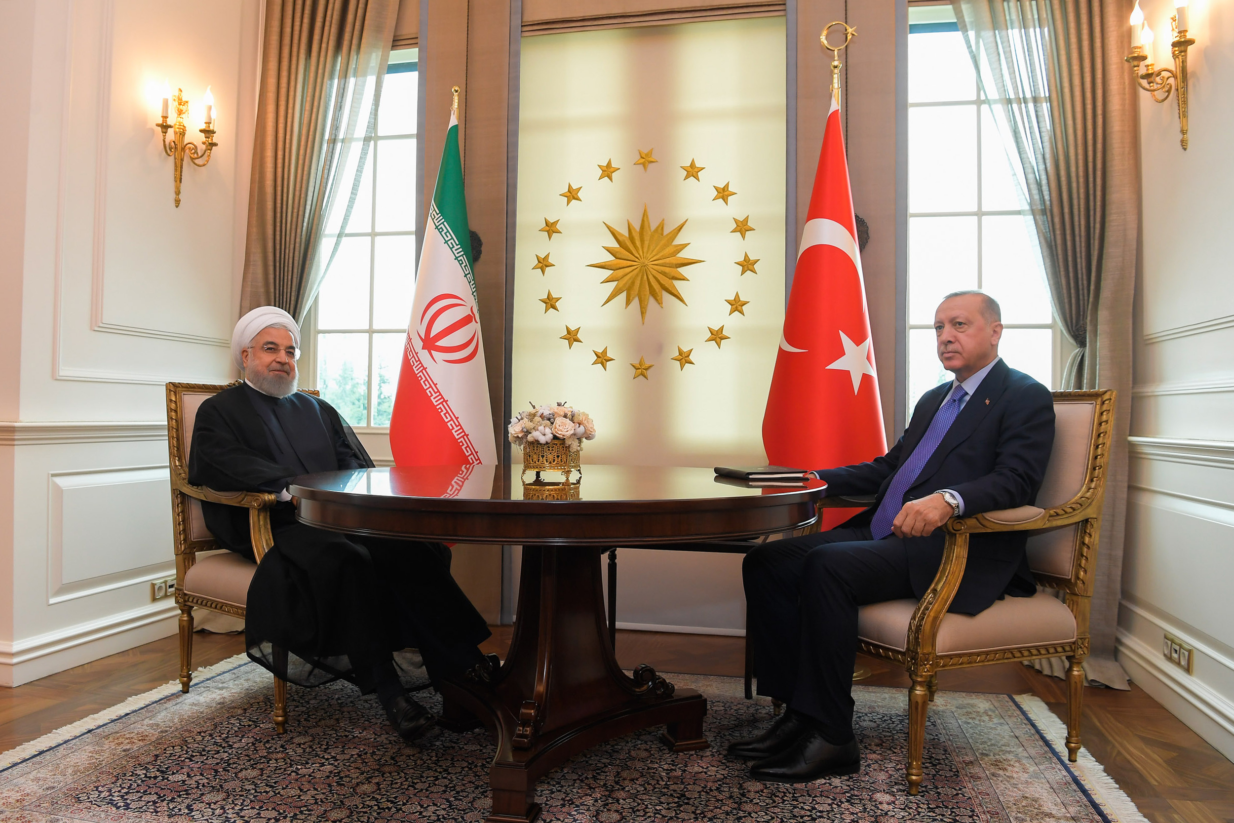 مذاکرات روحانی در ترکیه به کجا می رسد؟