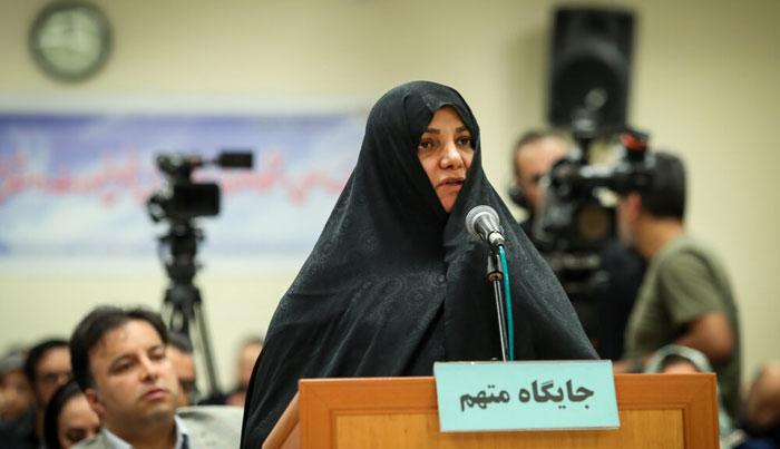 بیوگرافی و جزئیات بازداشت شبنم نعمت زاده دختر وزیر سابق