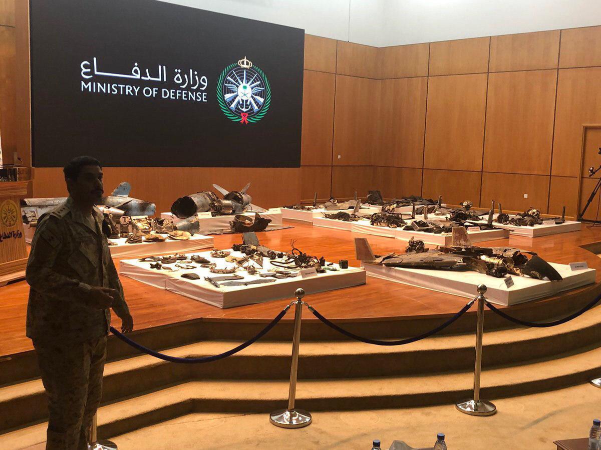 عربستان، ایران را متهم به حمله آرامکو کرد