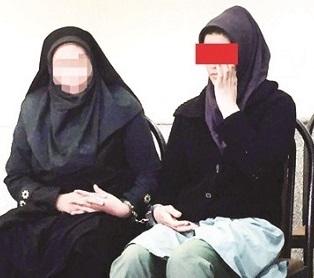 دستگیری ۲ زن فروشنده نوزاد