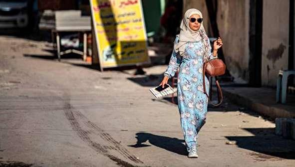 (تصاویر) چهره جدید مردم رقه پس از داعش