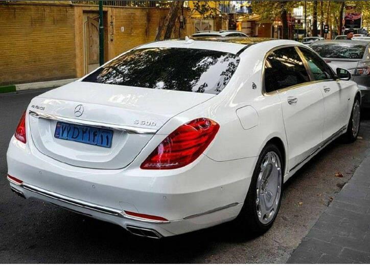 (عکس) خودروی لاکچری سفیر آلمان در تهران!