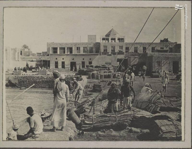 (عکس) بندرعباس؛ صد سال قبل!