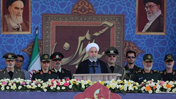 آمادهایم از خطاهای همسایگان در منطقه بگذریم/نیروهای خارجی خلیج فارس را ترک کنند