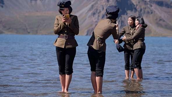 تصاویری متفاوت از سرزمین مقدس کره شمالی