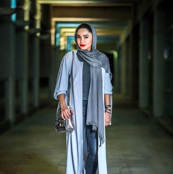 (عکس) تیپ کژوال خانم بازیگر