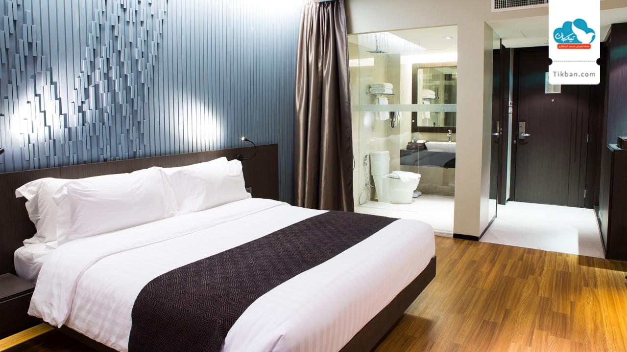 رزرو هتل داخلی کمک به صنعت گردشگری