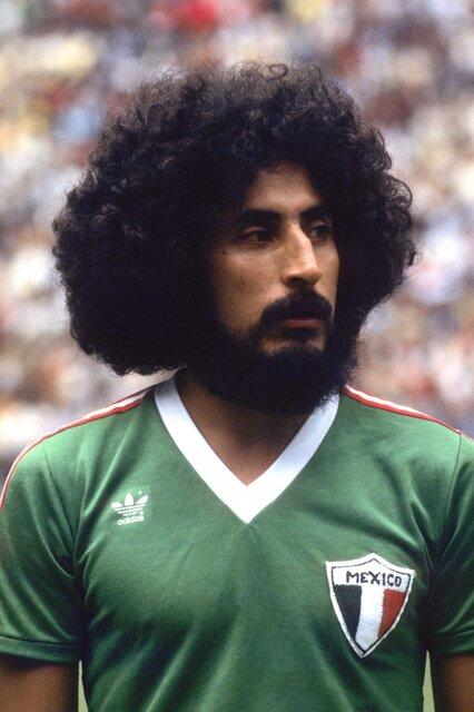(تصاویر) موفرفریهای مشهور جهان فوتبال