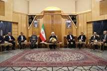 روحانی در تهران: به اروپاییها گفتم منتظرم شما مدارکتان را برای ما بفرستید