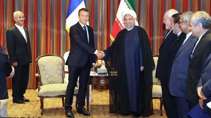 مهلت جدید فرانسه برای وساطت میان ایران و آمریکا