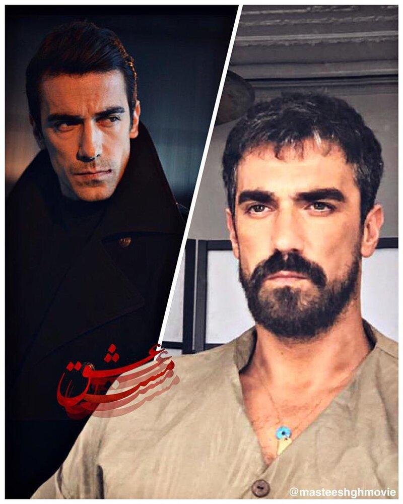 (عکس) نخستین بازیگر ترکیهای «مست عشق» مشخص شد