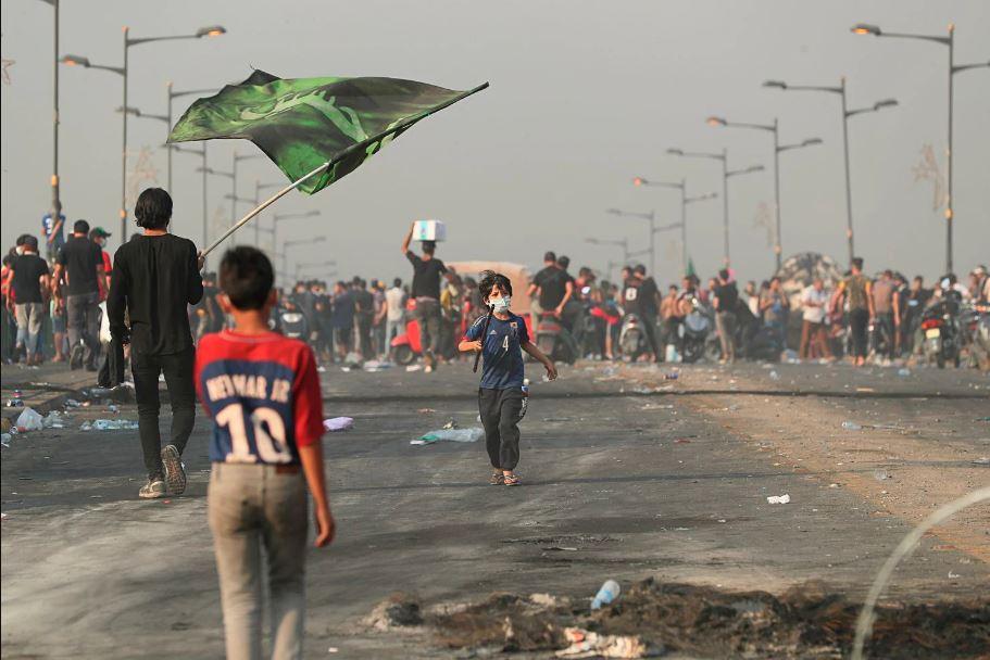 علت تظاهرات در عراق چیست؟