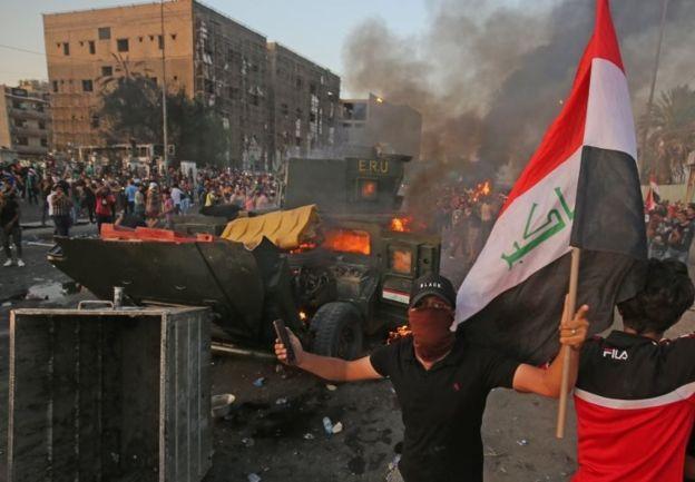 موضع اصولی آیتالله سیستانی درباره ناآرمیهای عراق