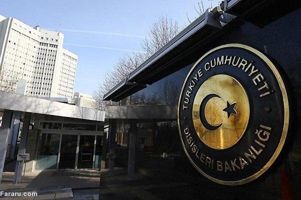 لایک توییتری آمریکا، ترکیه را عصبی کرد!