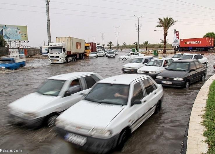 پیش بینی باران ۵ روزه در ۹ استان کشور