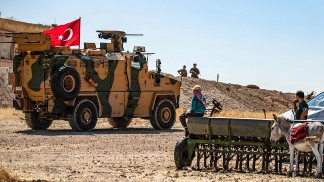 واکنشها به خروج نیروهای آمریکا از سوریه؛ آمریکا از پشت خنجر زد!