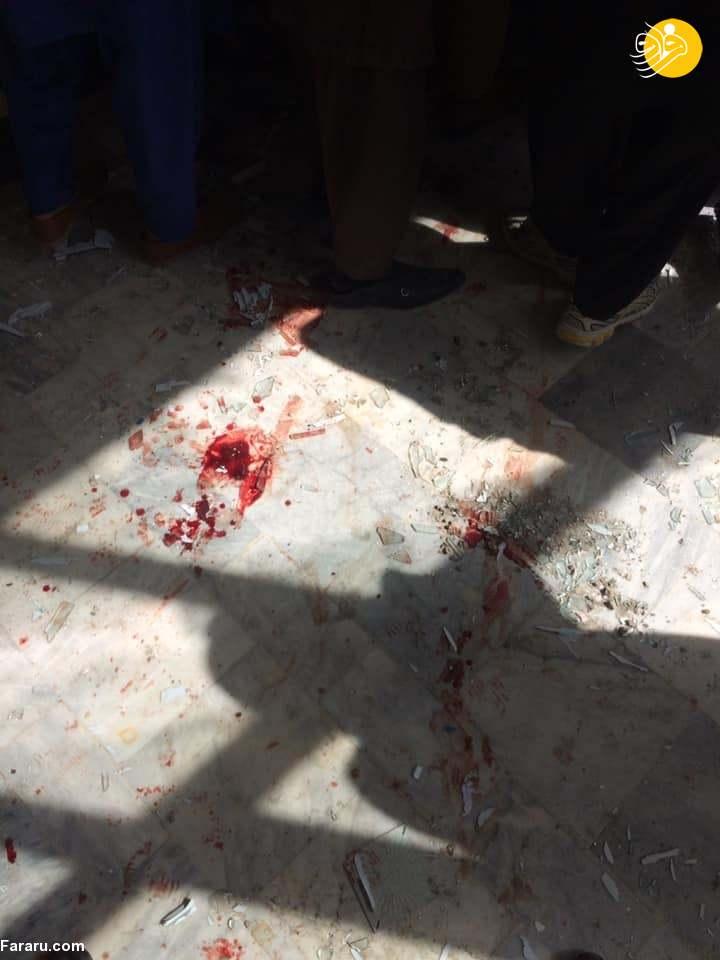 (تصاویر) انفجار بمب در کلاس درس دانشگاه!