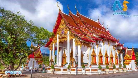 گذری پنج دقیقه ای از بهترین معابد تایلند