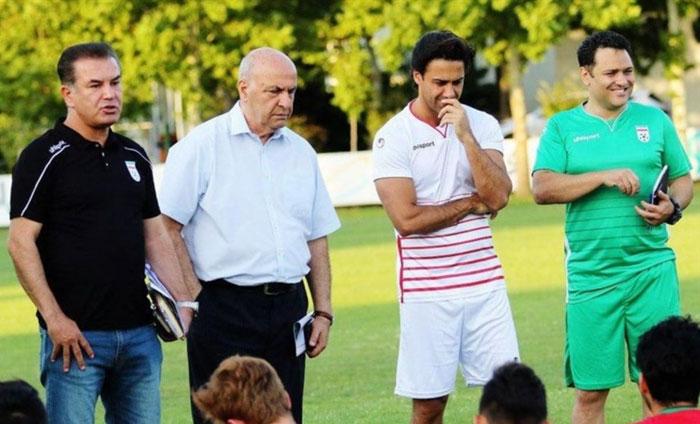 قصه عجیب فرهاد؛ دعوا در تیم ملی امید بر سر چه بود؟