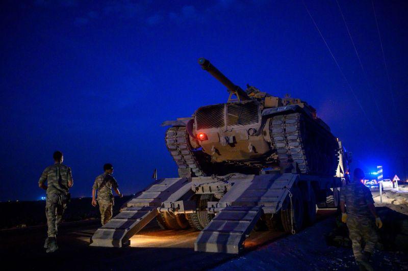 تبعات حمله ترکیه به سوریه