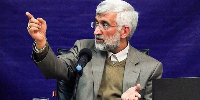 تحرکات جدی انتخاباتی جلیلی؛ الگو برداری از لاریجانی و اتحاد تاکتیکی با قالیباف