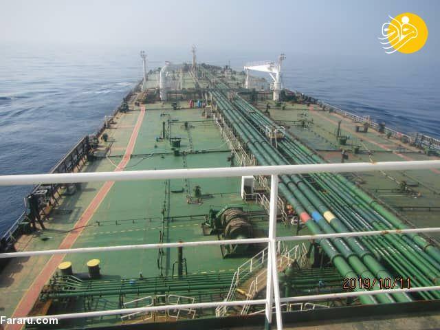 جزئیات انفجار در نفتکش ایرانی در دریای سرخ