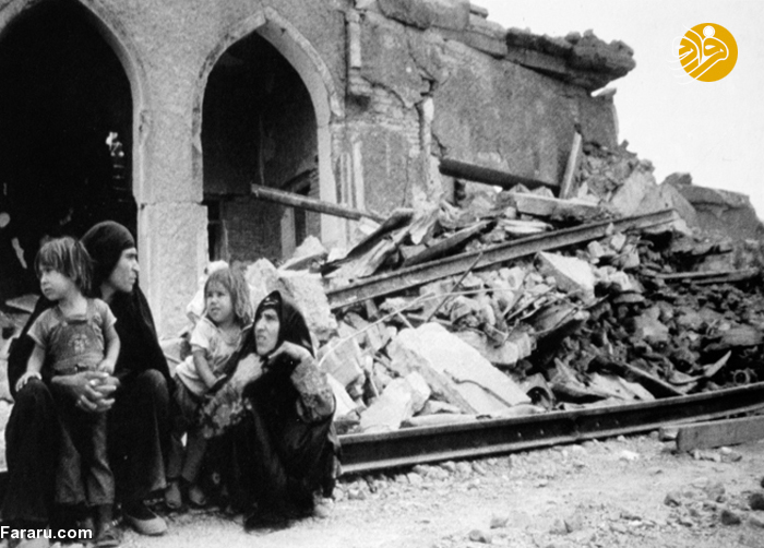 (تصاویر) آغاز تجاوز عراق به ایران