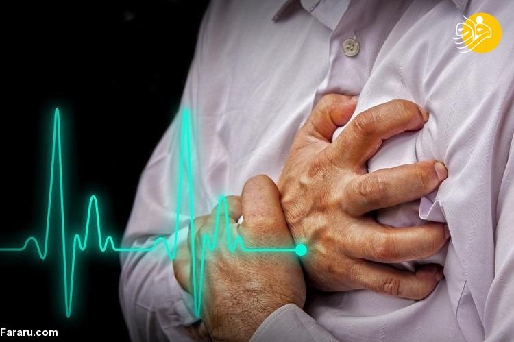 درمانهای خانگی برای تپش قلب