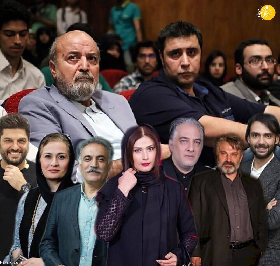 جرئیات آتشسوزی در صحنه سریال سیروس مقدم؛ وحید جعفری طراح صحنه به کما رفت