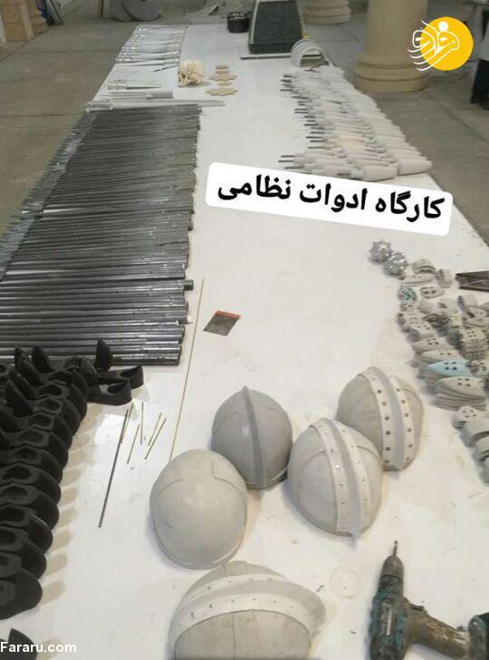 (تصاویر) علیرضا شجاع نوری بازیگر نقش سلمان فارسی شد/ جزئیات سریال