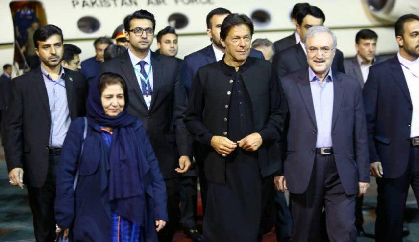 عمران خان در تهران؛ سفرهای سری مشکلات را حل میکند؟
