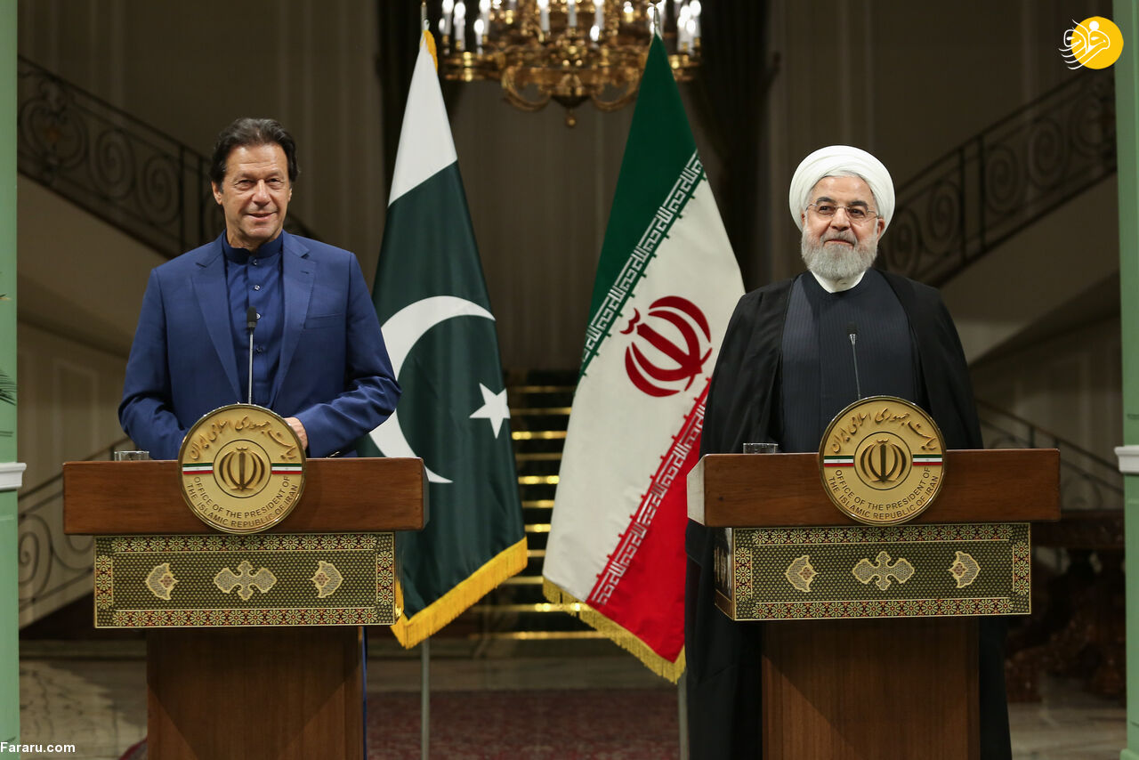 عمرانخان: نمیخواهیم بین ایران و عربستان درگیری رخ دهد