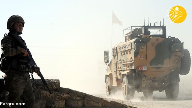 اردوغان: تا عمق ۳۵ کیلومتری سوریه پیش میرویم