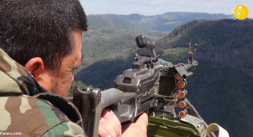 ارتش وارد شهرهای شمالی و کردنشین سوریه شد