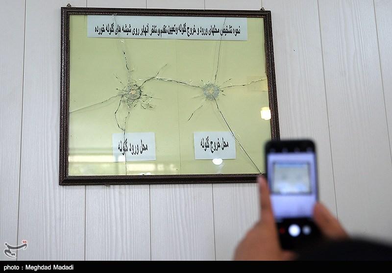 (تصاویر) شناسایی هویت جسد سوخته با یک موبایل