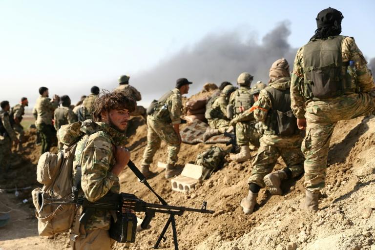 پاتک کردهای سوریه به ترکیه