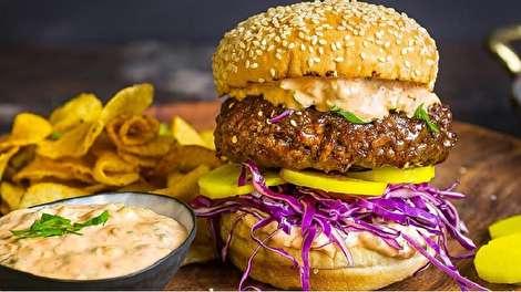 آموزش درست کردن ۶ نوع همبرگر خانگی